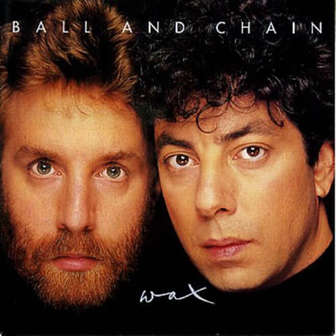 In 1985 Graham Gouldman and Andrew Gold formed Wax, this was their debut single